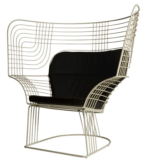 tom dixon armchair link easy chair armchair white by tom dixon