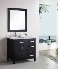 single sink bathroom vanities 36 quot dec076d single sink vanity set bathroom