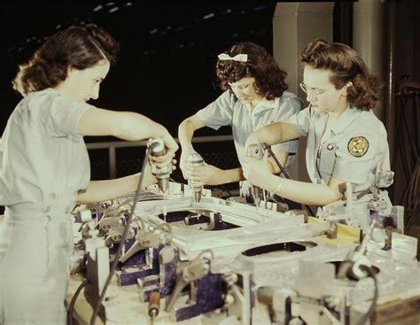 imagenes fuertes segunda guerra mundial mujeres trabajando en la segunda guerra mundial i fotos