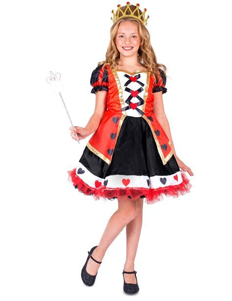 Queen of Hearts costume for girls: Kids Costumes,and fancy