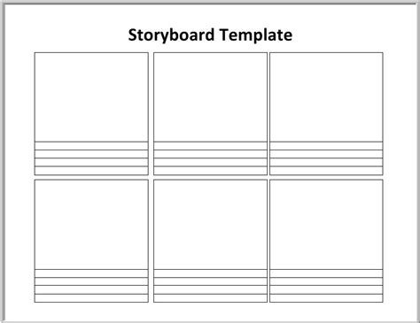 photography storyboard templates tomorrow s tech in today s schools photostory book