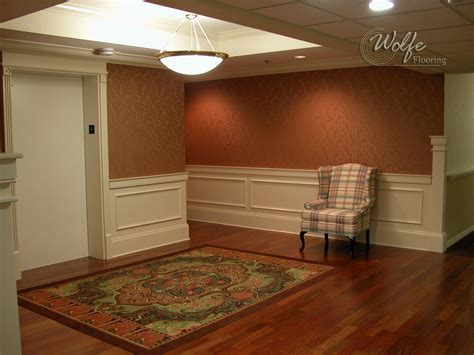 clearwater senior living custom carpet and hardwood