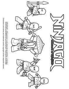 Desenhos Da Lego Para Colorir E Imprimir   Páginas para