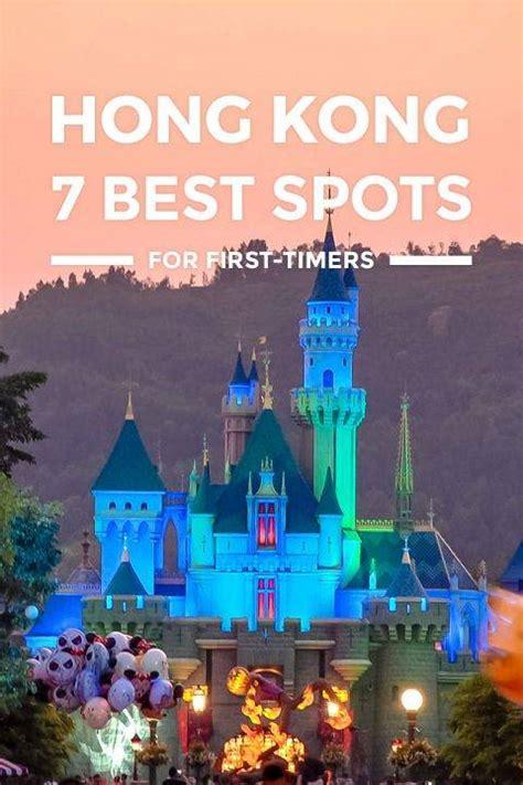 top  hong kong tourist spots places  visit travel