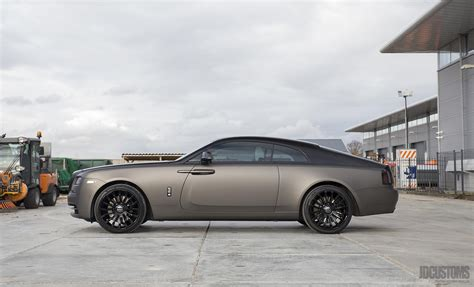 roll royce wraith matte rolls royce wraith matte chracoal metallic jd customs