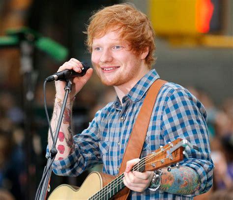 ed sheeran real name ed sheeran and the not so black and white list toronto star