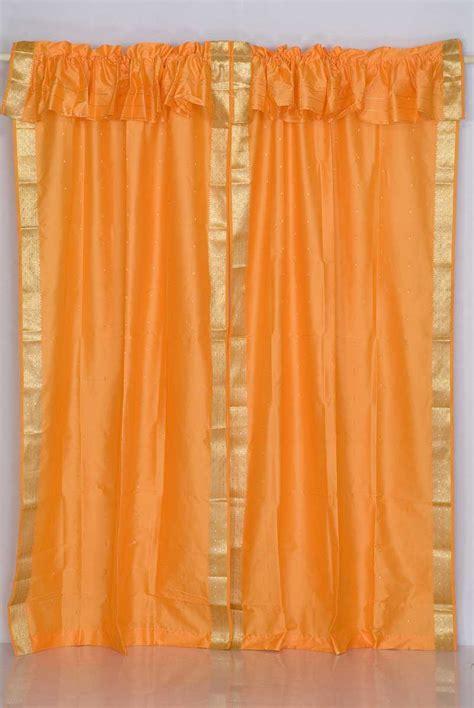 Sari curtains sari fabric curtains indian saree curtains