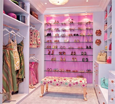 Coolest Closets by A Cool Walk In Closets For Luxury Interior Design
