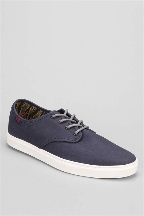 otw by vans ludlow sneaker vans otw by ludlow soldier mens sneaker in blue for