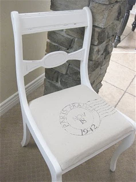 How to recover dining room chair seats
