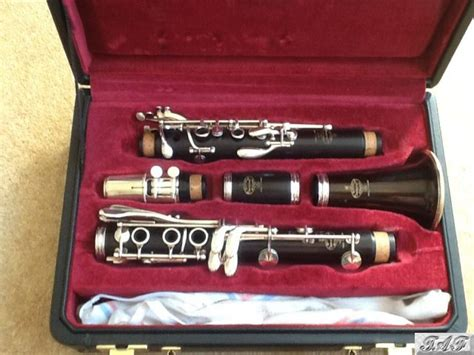 buffet r13 bflat clarinet wood item mi 100907 for sale