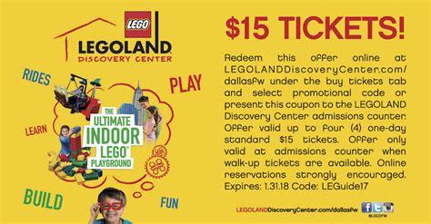 printable legoland tickets legoland coupon grapevine dfw family eguide