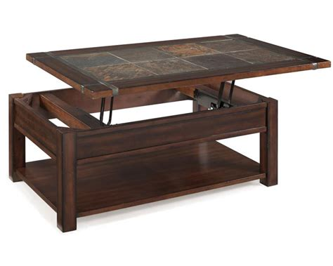 Lift Top Cocktail Table Roanoke by Magnussen MG T2615 50