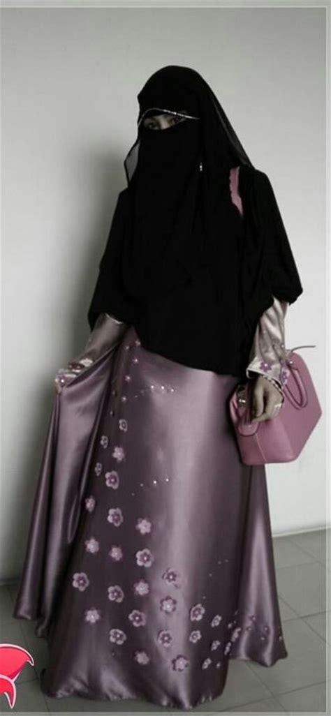 Anime Jilbab Syar I Flower Of Islam Niqab Womens Posts Flower