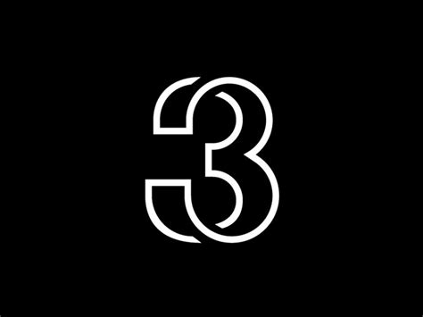 number 1 typography 58 beautiful numerical typography designs web graphic design bashooka