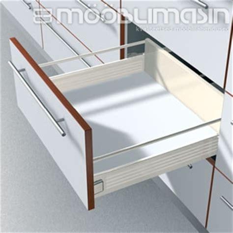 Blum Metabox Drawer System by Drawer Systems