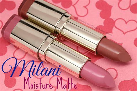 Milani Color Statement Moisture Matte Lipstick Matte Blissful milani moisture matte lipsticks matte matte blissful