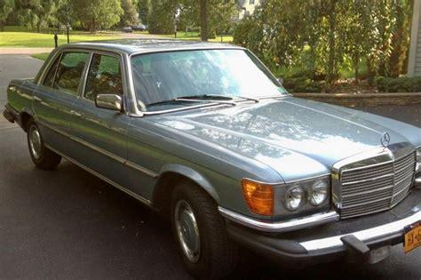 mercedes antique 1977 mercedes 450 sel classic antique car for sale