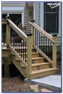deck stairs railing ideas decks home decorating ideas