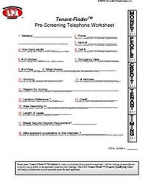 Landlord Newsletter Free Tenant Screening Form Tenant Newsletter Template