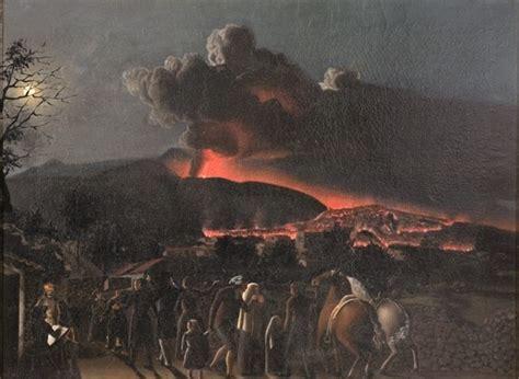 libreria sciuti palermo etna l eruzione 1852 e quel magnifico dipinto di