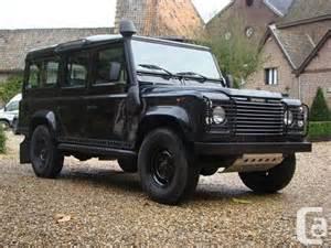land rover defender 110 diesel for sale in whistler