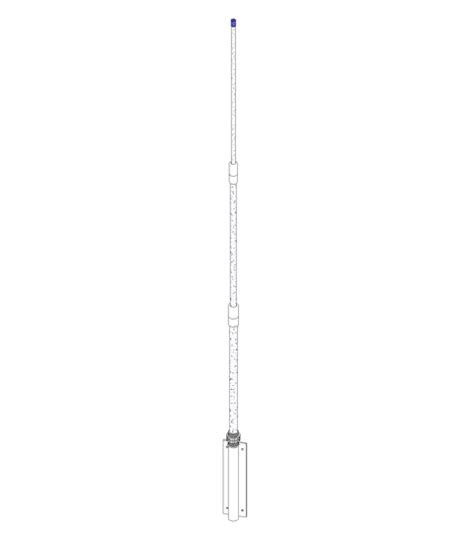 Antena Hc 100s hcs 100 cb base antennas