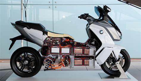 Motorrad Bmw Elektro by Bmw Setzt Auf Elektromotorr 228 Der