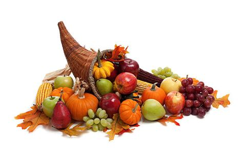 Thanksgiving Dinner Table Cornucopia Pictures Images And Stock Photos Istock