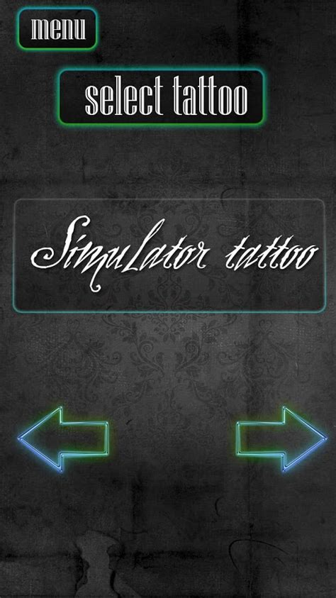 tattoo fonts simulator font photo simulator android apps on play
