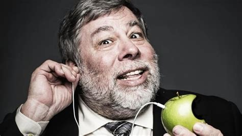 Co founder of Apple Computer Steve Wozniak Who Need Intro