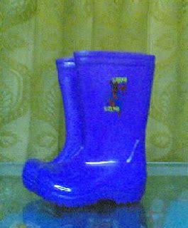 Sepatu Boot Hujan Wanita toko jas hujan perlengkapan hujan sepatu boots anak