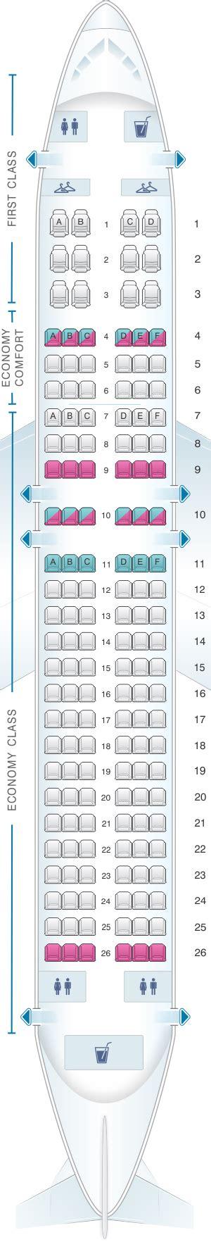 airbus a320 sieges plan de cabine delta air lines airbus a320 200 32r