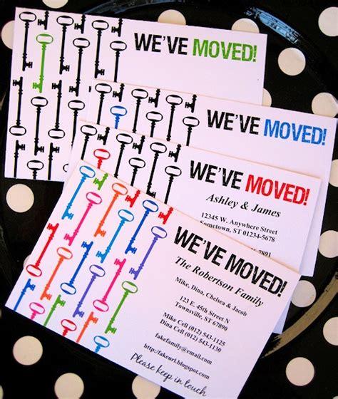 printable moving postcards we ve moved postcards printables pinterest