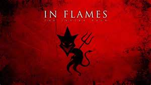 In Flames Wallpapers Wallpaper Cave