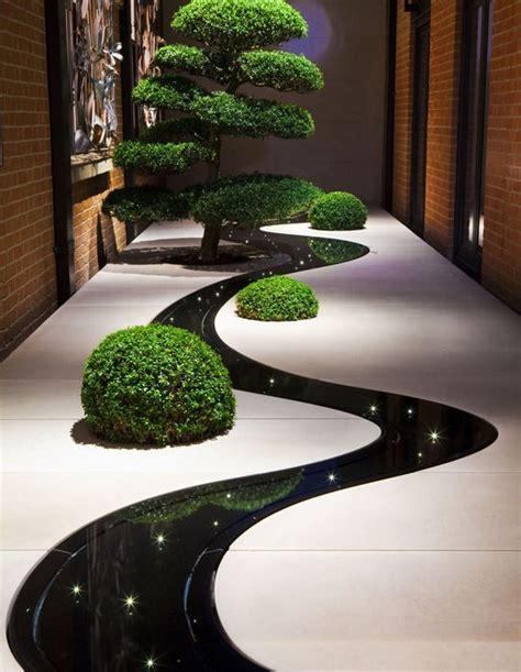 Indoor Water Garden Ideas Best 25 Contemporary Indoor Fountains Ideas On