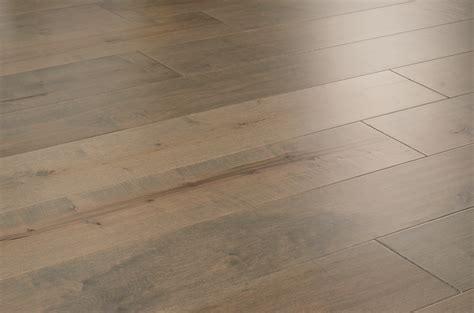 "1/2"" x 7 1/2"" Prefinished Engineered Oak Mangrove Wood Floor"