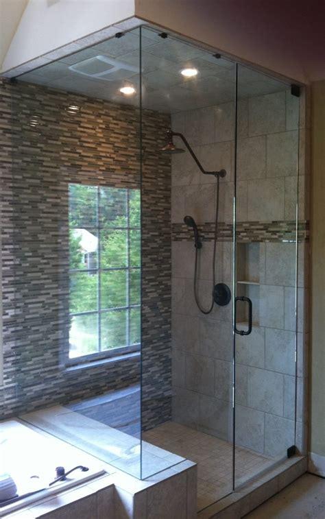 Steam Shower Glass Doors Steam Showers Frameless Shower Doors