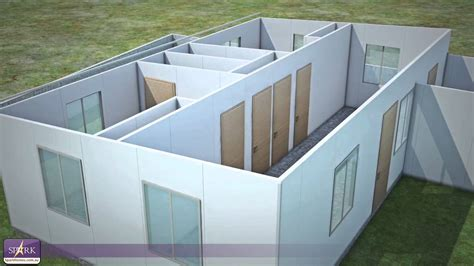 zero energy home kits spark homes the future residential pre fab kit homes