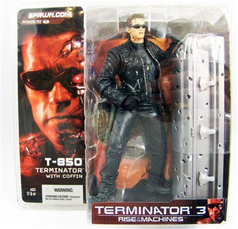 Terminator T850 terminator 3 mcfarlane toys t 850 terminator avec