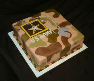 25 best ideas about army birthday cakes on