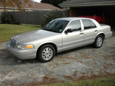 how to learn about cars 2007 ford crown victoria interior lighting find used 2007 ford crown victoria detective automobile in metairie louisiana united states