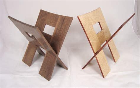 wood working idea looking for wall magazine rack
