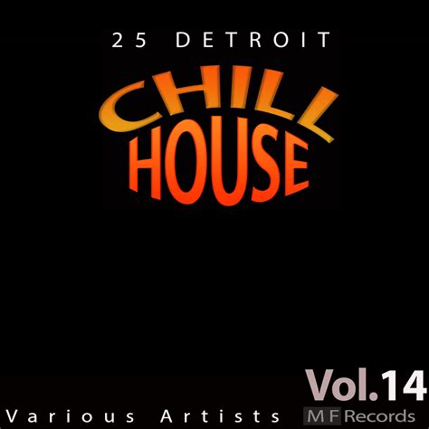 detroit house music 25 detroit chillhouse vol 14 mp3 buy full tracklist