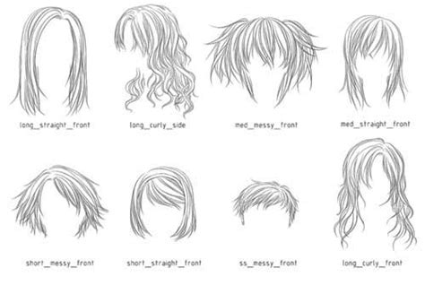 Different Hairstyle Photoshop by Hair Photoshop Brushes 200 Fabulous Styles To