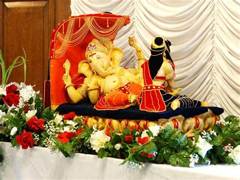 images of decorations ganpati decoration photos god wallpapers