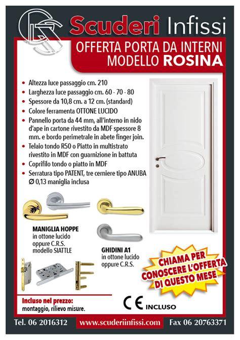 porte per interni offerte offerte porte interne roma scuderi infissi