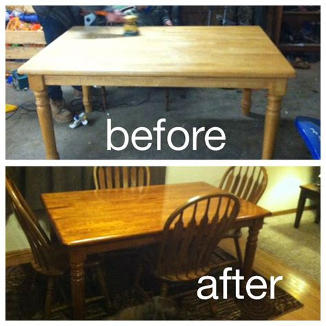 refurbished kitchen table facebook pinterest