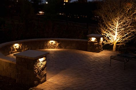 landscape lighting effects landscape lighting effects outdoor furniture design and ideas
