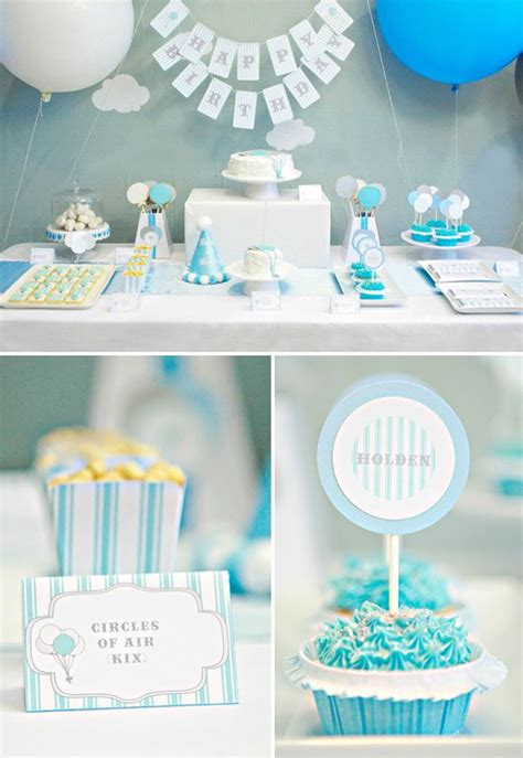 Balloon Themed Birthday Party | real parties balloons themed birthday